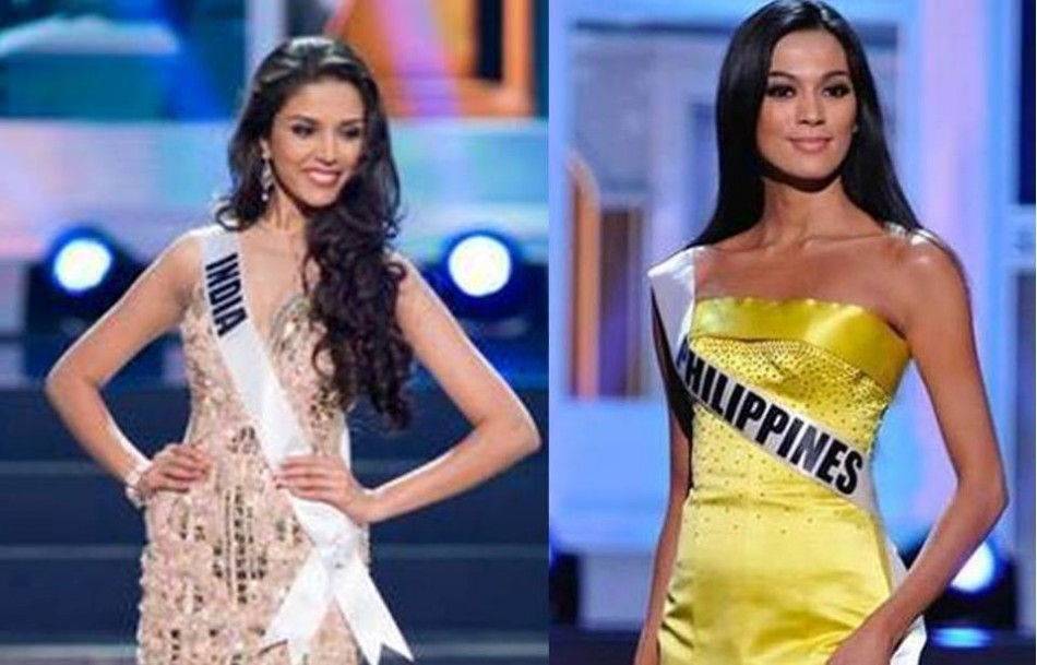 Miss Universe 2013 Predictions  Miss India and Miss Philippines Among    Miss Universe 2013 Favorites