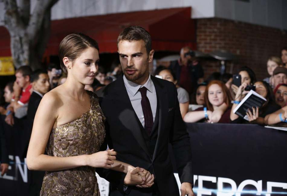 Who is shailene woodley dating in real life 2014